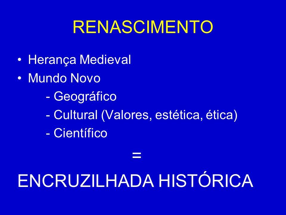 ENCRUZILHADA HISTÓRICA
