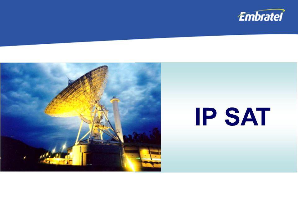 IP SAT O objetivo deste material é capacitar a força de vendas para o entendimento adequado dos conceitos e benefícios do Serviço Business IP Sat.