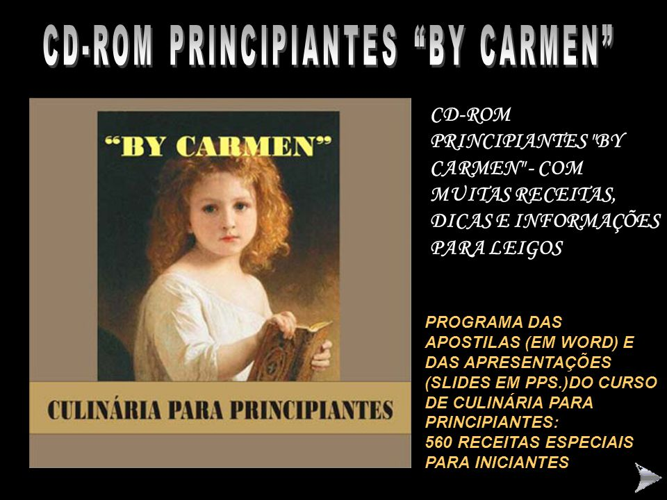 CD-ROM PRINCIPIANTES BY CARMEN