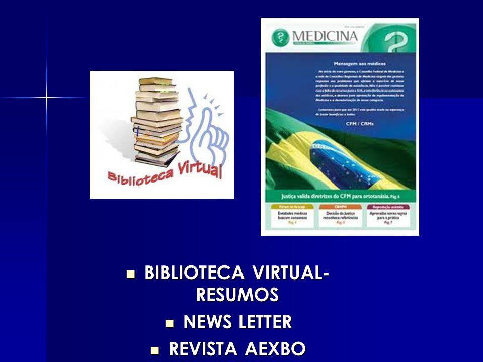 BIBLIOTECA VIRTUAL-RESUMOS