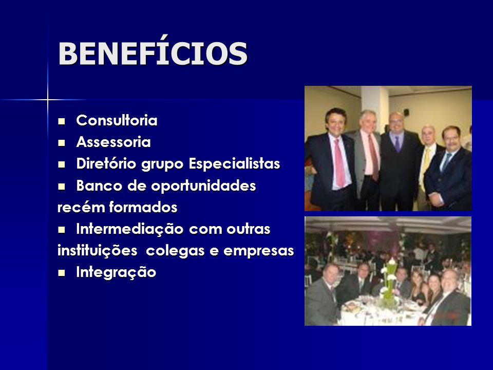 BENEFÍCIOS Consultoria Assessoria Diretório grupo Especialistas