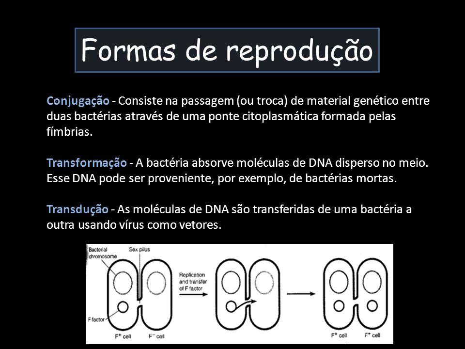 Formas de reprodução