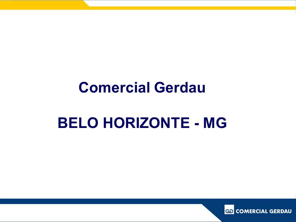 Comercial Gerdau BELO HORIZONTE - MG