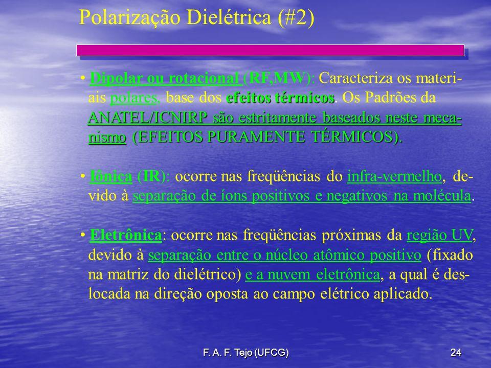 Polarização Dielétrica (#2)