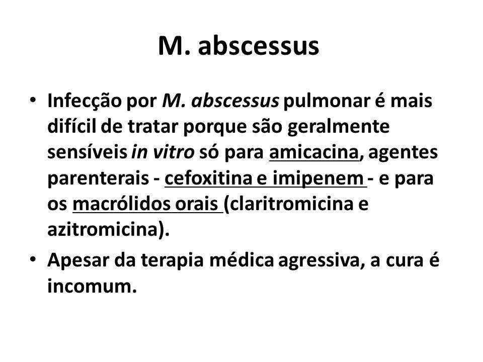 M. abscessus