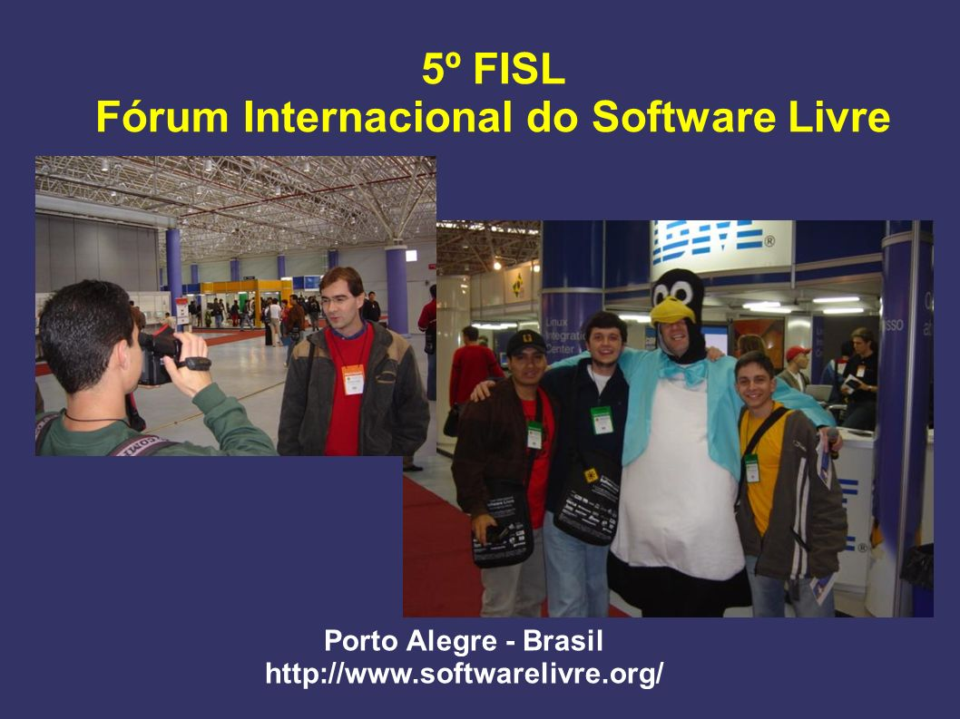 Fórum Internacional do Software Livre