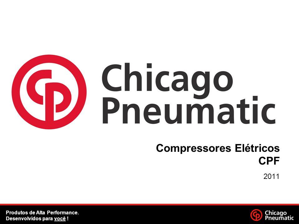 Compressores Elétricos CPF