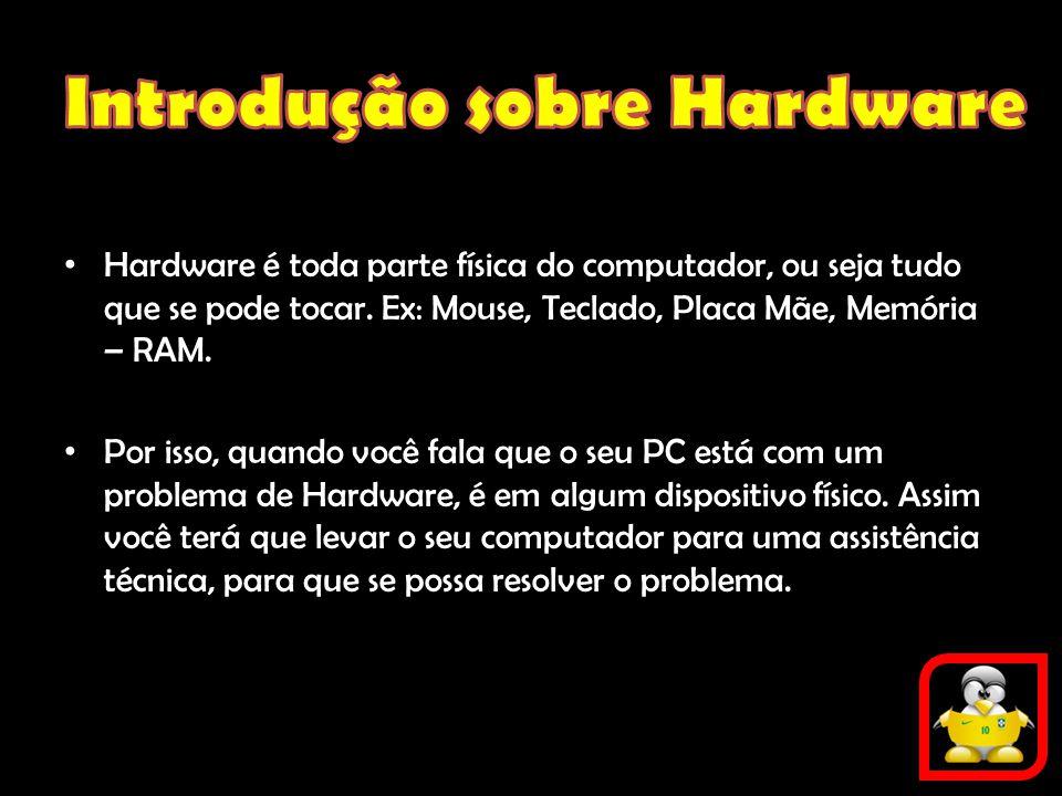 Introdução sobre Hardware
