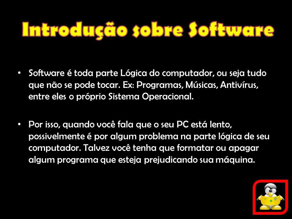 Introdução sobre Software
