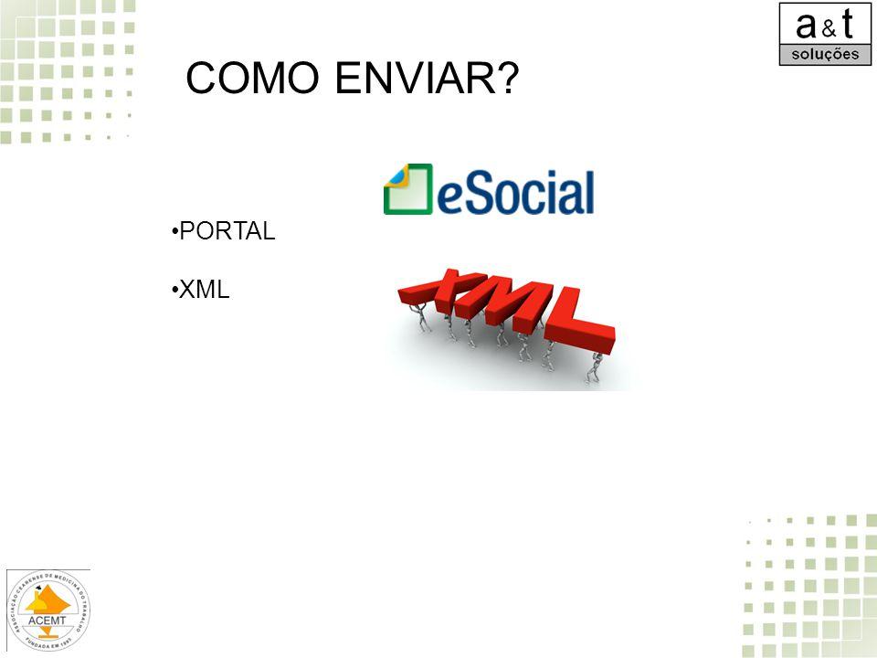 COMO ENVIAR PORTAL XML 6 6