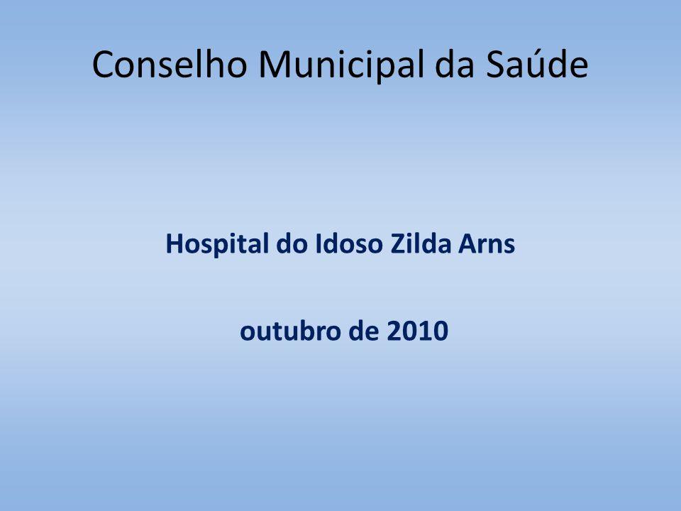 Conselho Municipal da Saúde