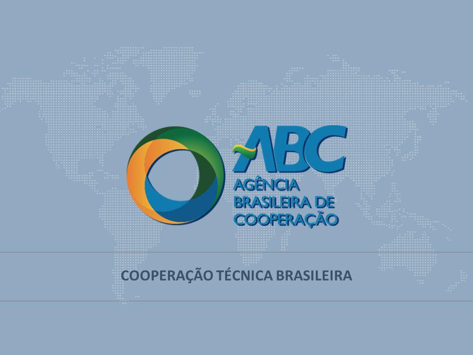 COOPERAÇÃO TÉCNICA BRASILEIRA