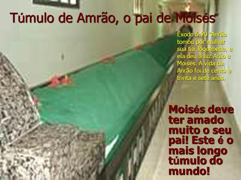 Túmulo de Amrão, o pai de Moisés