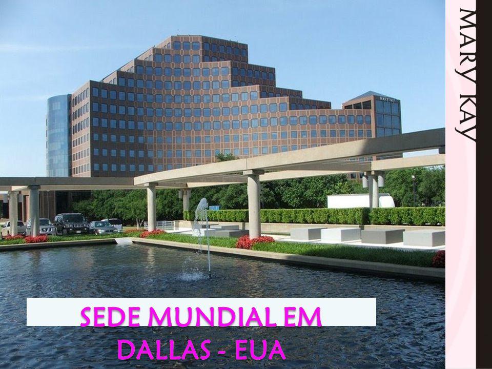 SEDE MUNDIAL EM DALLAS - EUA