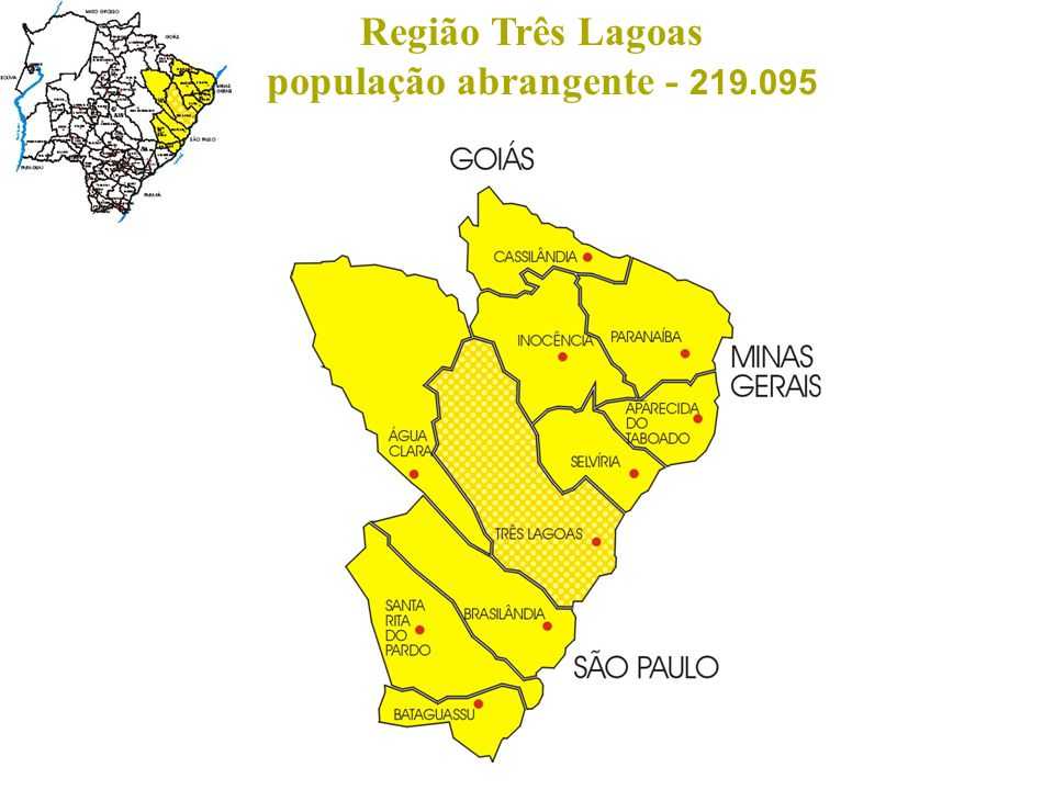 população abrangente - 219.095