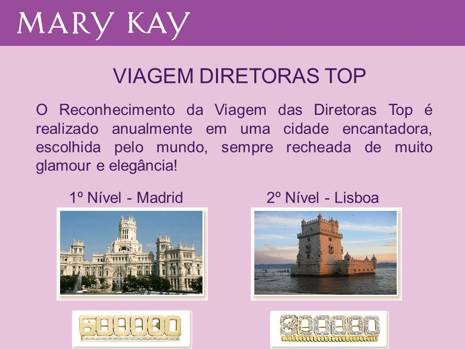 VIAGEM DIRETORAS TOP