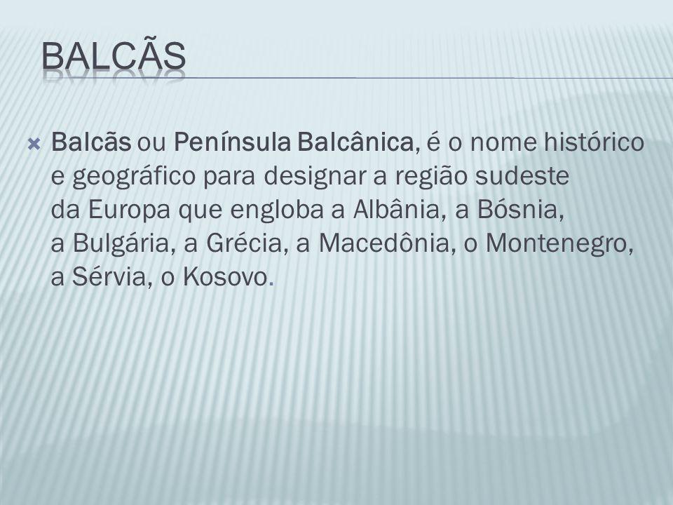 BALCÃS