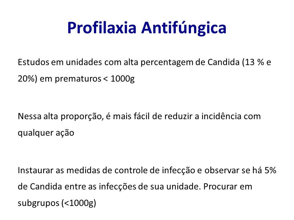Profilaxia Antifúngica