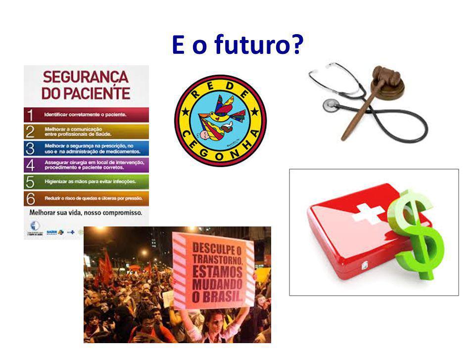 E o futuro