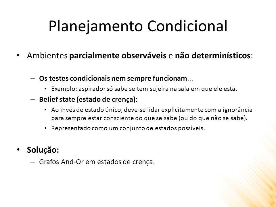 Planejamento Condicional