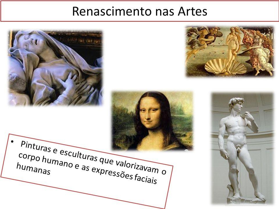 Renascimento nas Artes