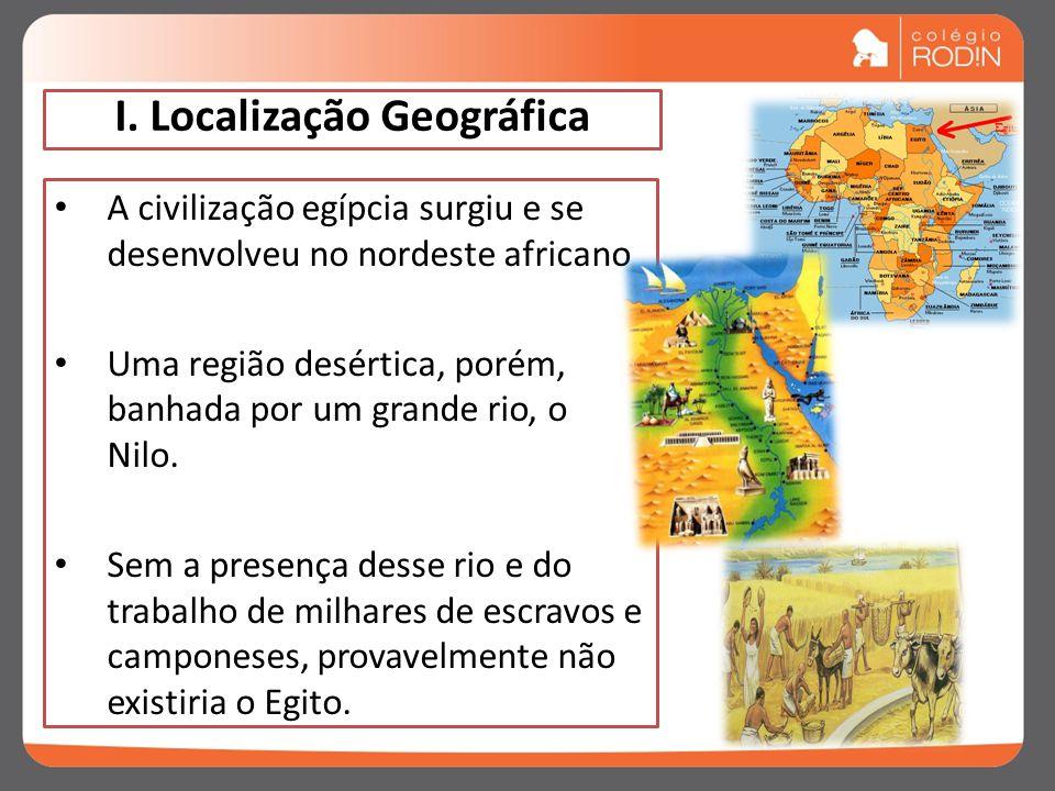 I. Localização Geográfica