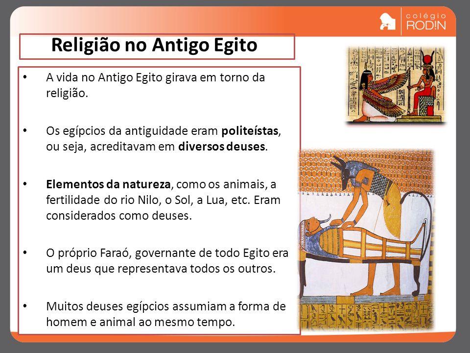 Religião no Antigo Egito