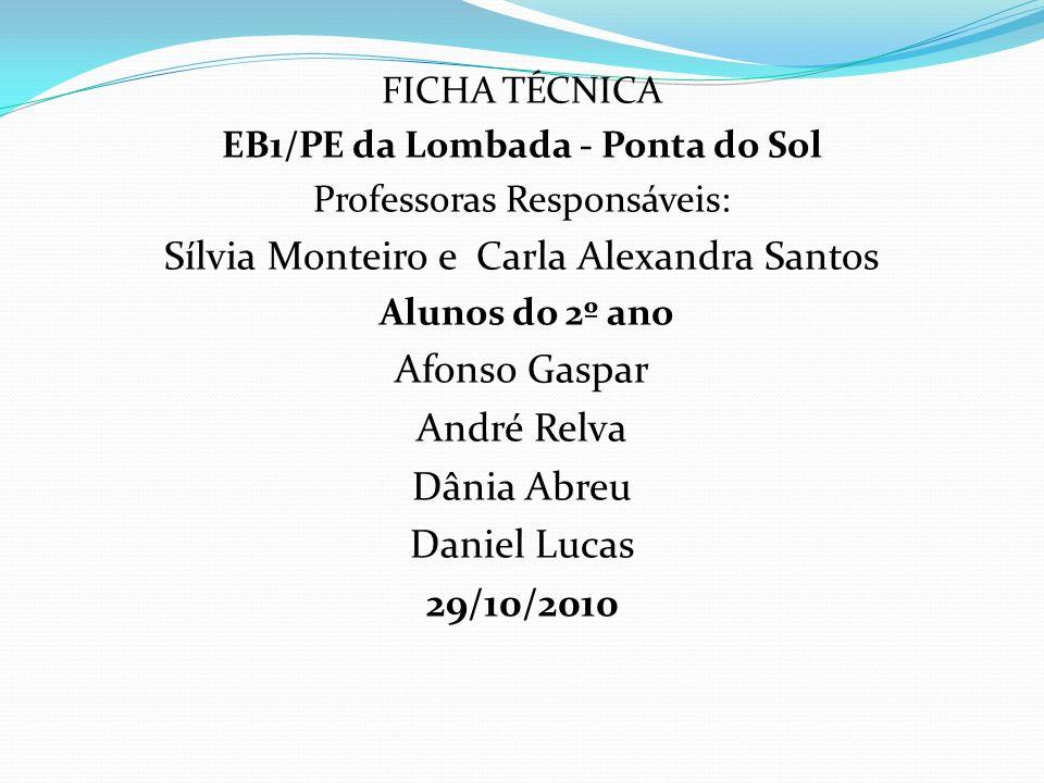EB1/PE da Lombada - Ponta do Sol