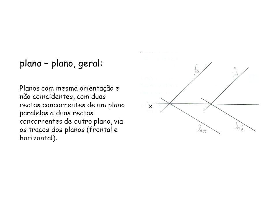 plano – plano, geral: