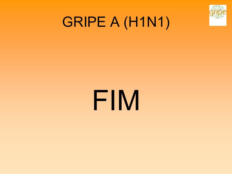 GRIPE A (H1N1) FIM