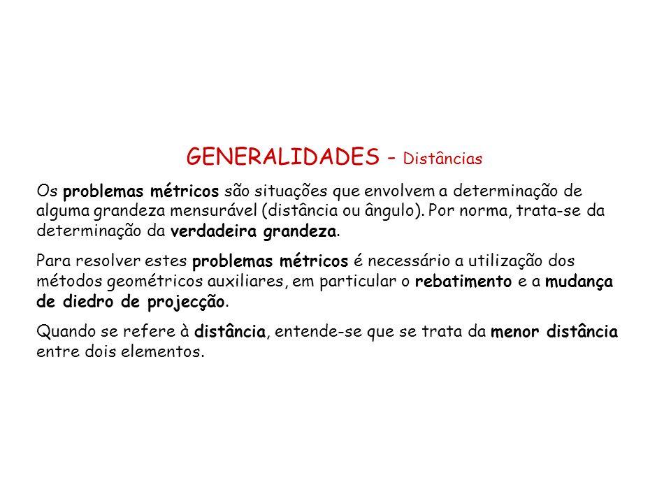 GENERALIDADES - Distâncias