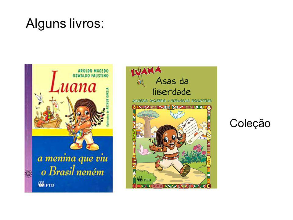 Alguns livros: Coleção