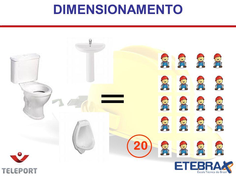 DIMENSIONAMENTO 20