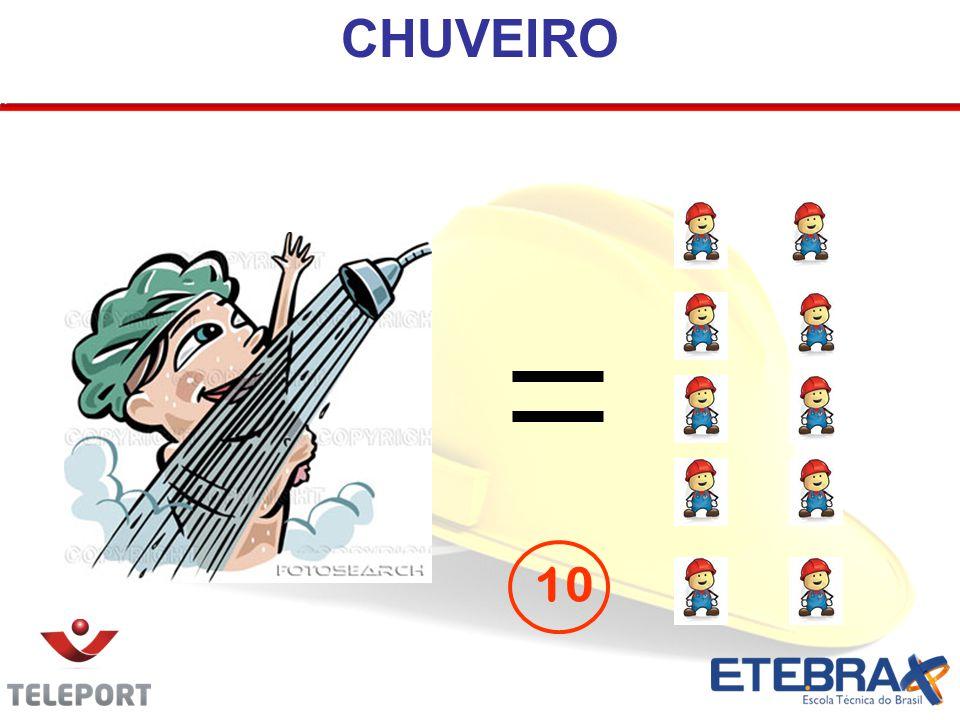 CHUVEIRO 10