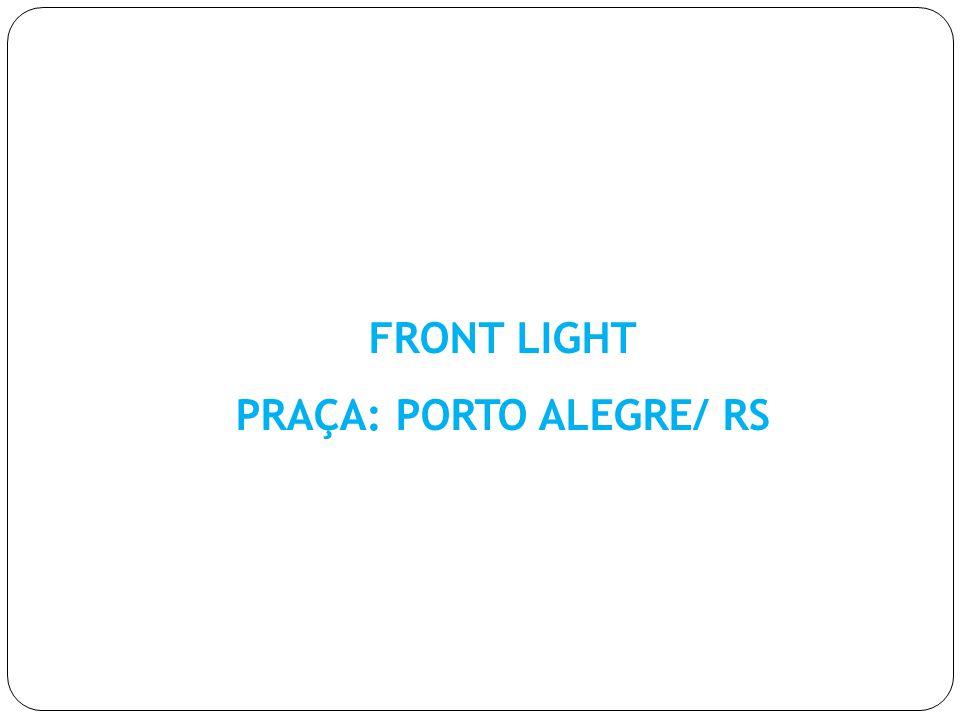 PRAÇA: PORTO ALEGRE/ RS