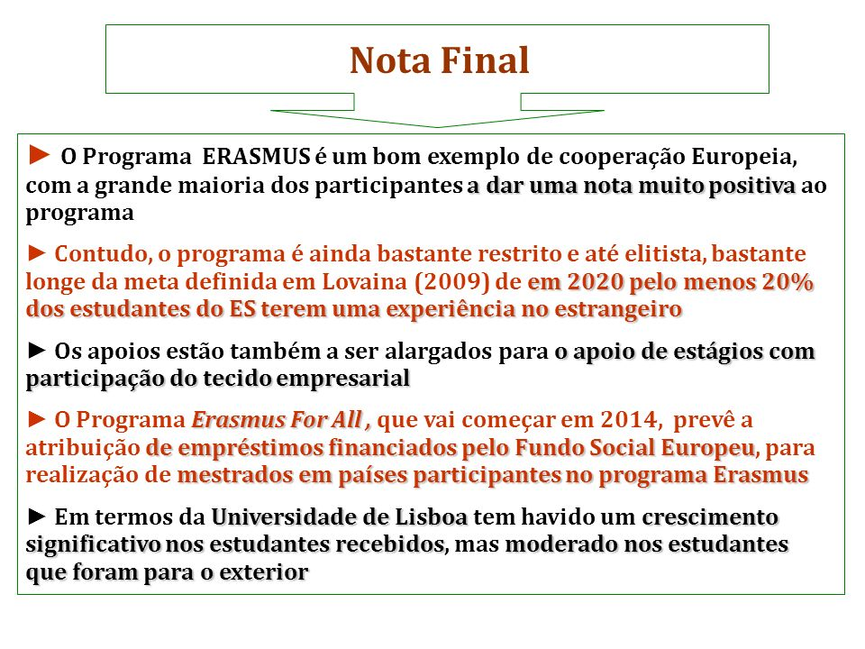 Nota Final