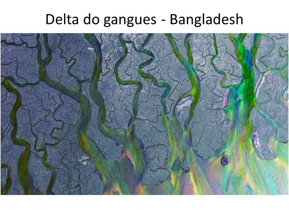 Delta do gangues - Bangladesh