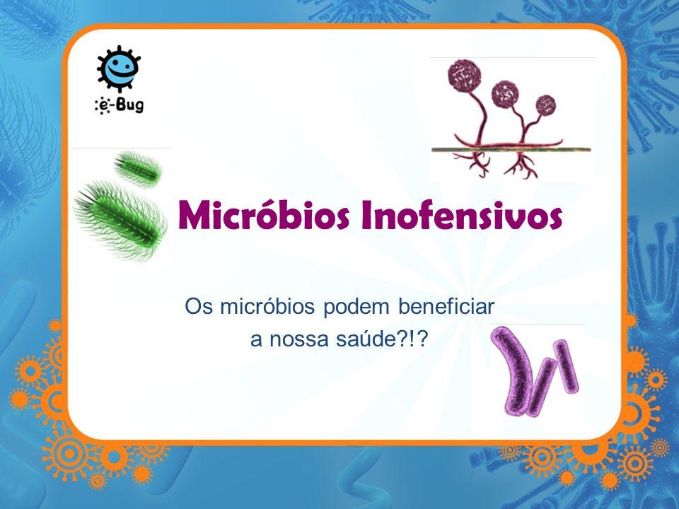 Micróbios Inofensivos