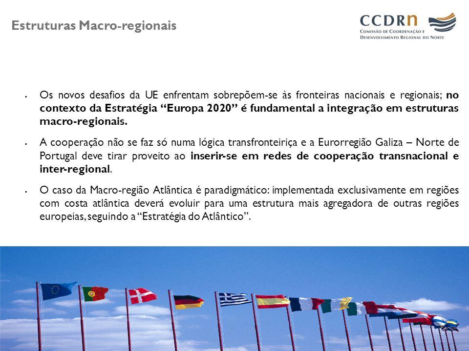 Estruturas Macro-regionais