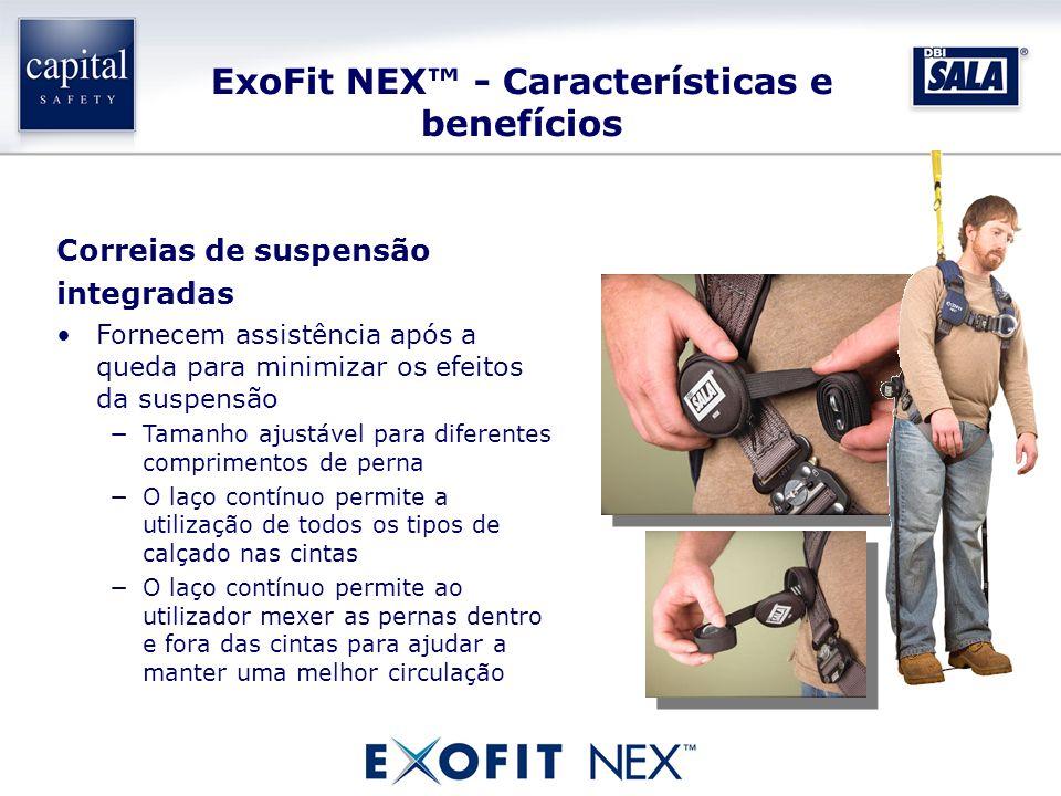 ExoFit NEX™ - Características e benefícios