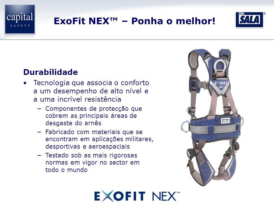 ExoFit NEX™ – Ponha o melhor!