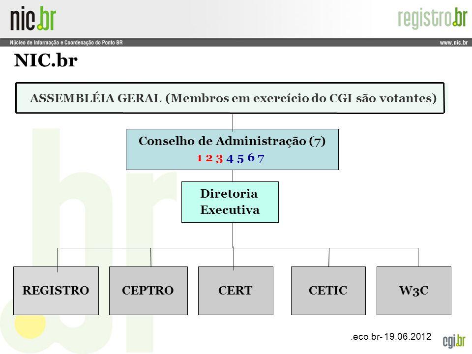 Conselho de Administração (7)