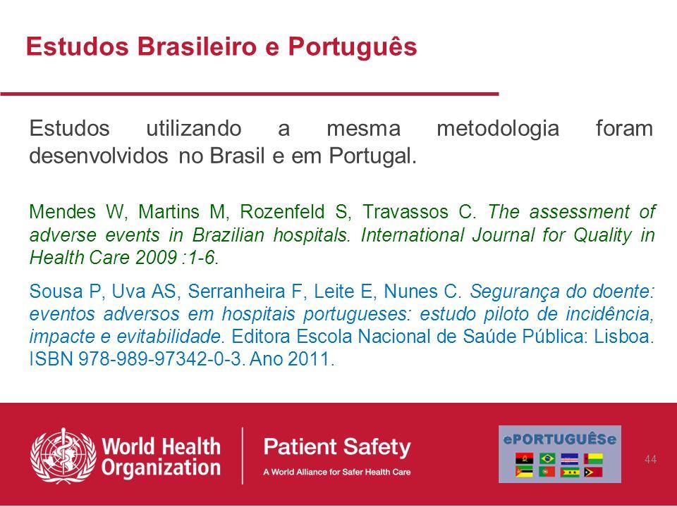 Estudos Brasileiro e Português