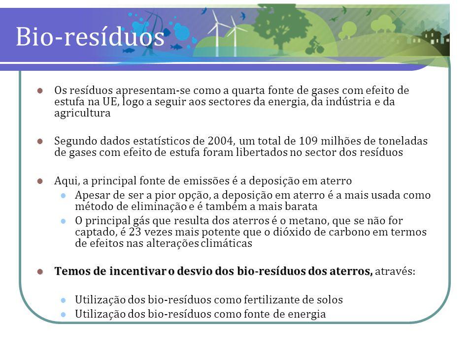 Bio-resíduos