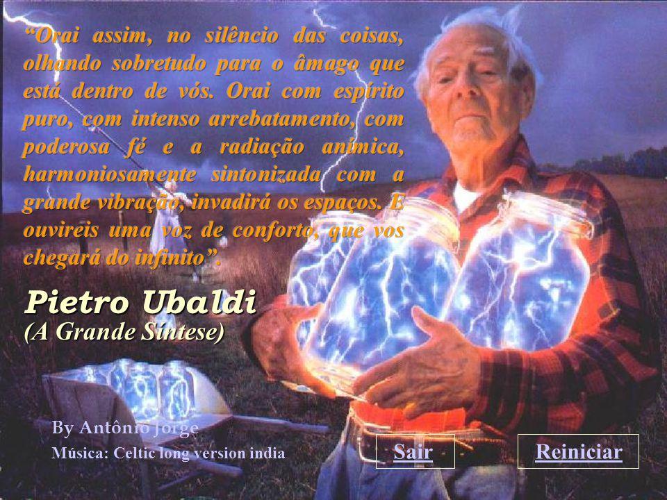 Pietro Ubaldi (A Grande Síntese)