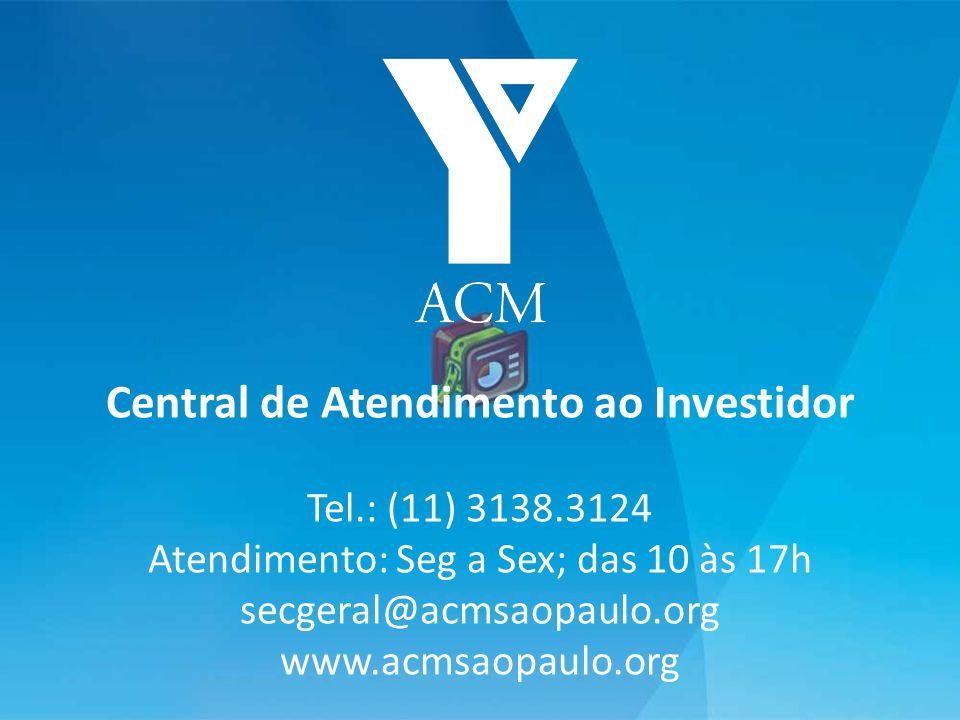 Central de Atendimento ao Investidor