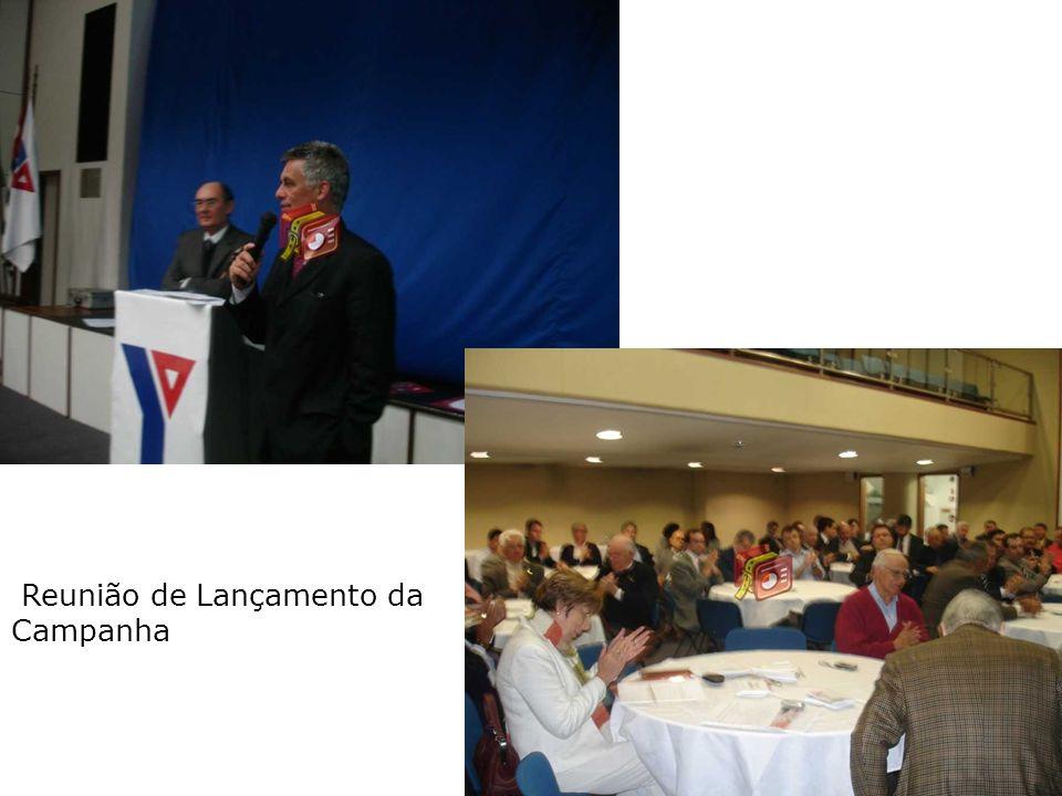 Reunião de Lançamento da Campanha