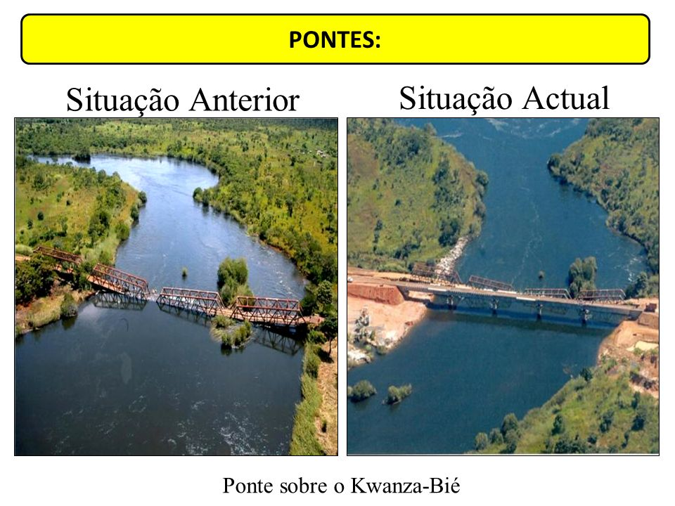 Ponte sobre o Kwanza-Bié