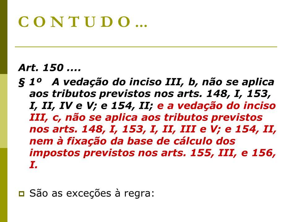 C O N T U D O ... Art. 150 ....