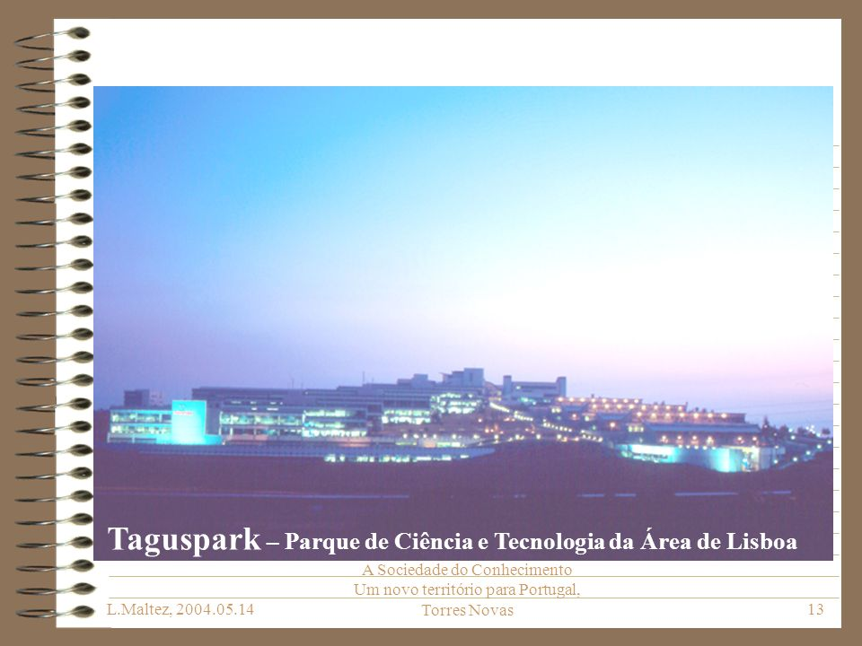 Taguspark – Parque de Ciência e Tecnologia da Área de Lisboa